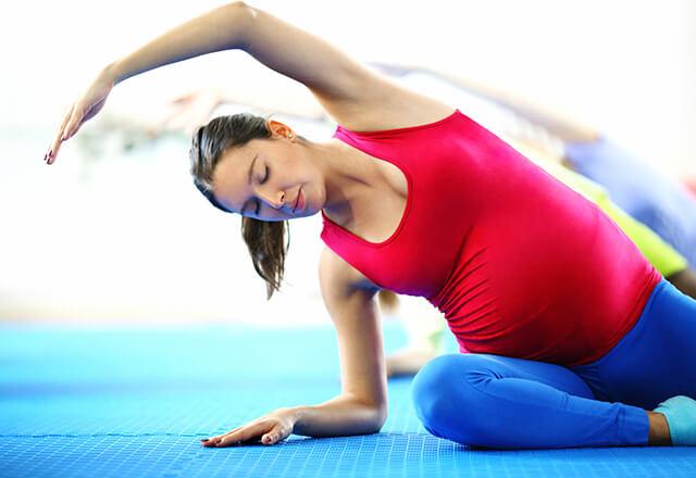 ورزش-بارداری