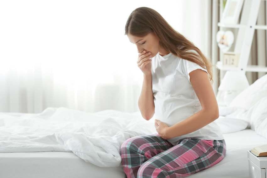 درمان-حالت-تهوع-و-استفراغ-در-دوران-بارداری